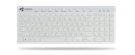McShore Wired Multimedia Ultra Slim Keyboard MB318