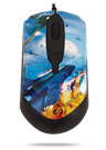 McShore Wired Mouse USB&PS/2 Combo OM377