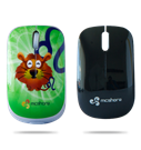 McShore Retractable Mouse OM303 with Changeable Cover